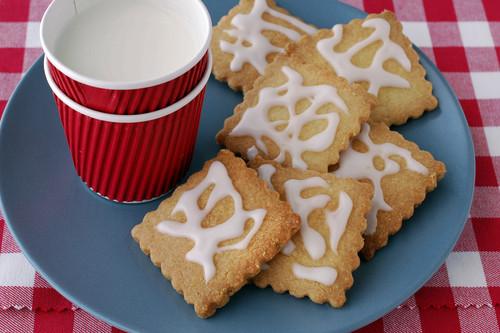 Receta de galletas sablés de cítricos: una variante de las pastas de mantequilla rápida y sencilla