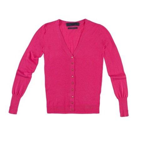 Zara Primavera-Verano 2011 cardigan rosa