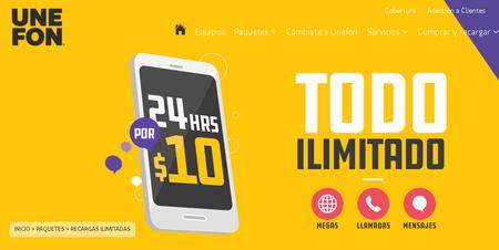 Unefon Ilimitado sí está limitado a 5Mbps, esto es lo que sabemos de la velocidad máxima del servicio de internet ilimitado