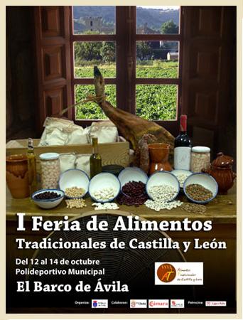 I Feria de Alimentos Tradicionales de Castilla y León