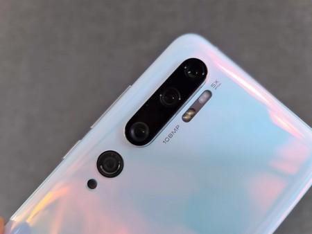 Xiaomi Mi Note 10 Primeras Impresiones Mexico Camara