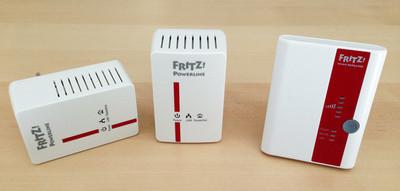 Fritz!Powerline y Fritz!WLAN, complementos para Fritz!Box