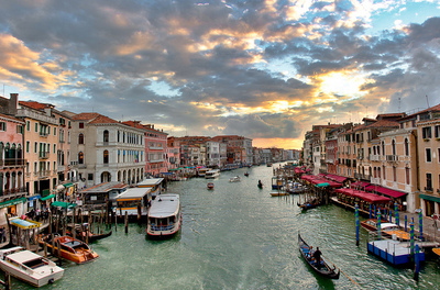 La Torre Inclinada de Venecia y otras cosas para ver