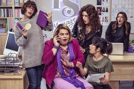 'Paquita Salas' es igual de divertida y entrañable en una temporada 2 que aumenta el factor emocional