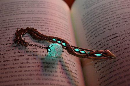 Glow In The Dark Bookmarks Manon Richard 7