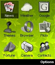 Opera ofrece Ajax en tu teléfono