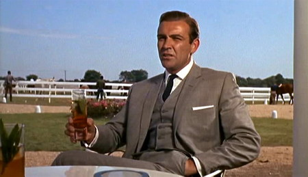 'James Bond contra Goldfinger', Connery, Sean Connery