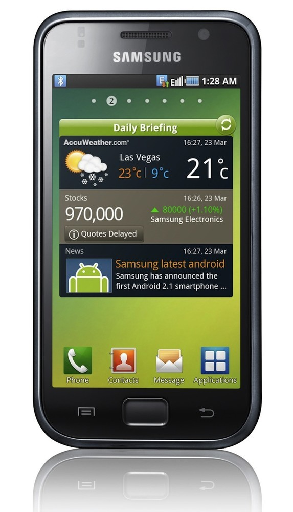 Foto de Samsung Galaxy S (1/6)
