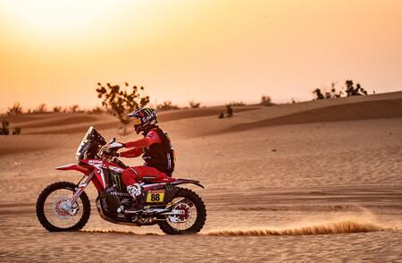 Joan Barreda gana la etapa 6 pero no evita que Toby Price llegue a la jornada de descanso del Dakar como líder