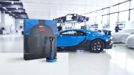 Gilettelabs Bugatti Special Edition Heated Razor 2