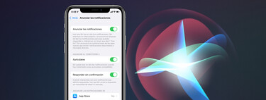 How to use the notification announcement feature with Siri in iOS 15 on our iPhone or iPad