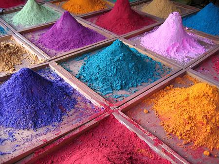 ¿Cuál es la diferencia entre un colorante y un pigmento? Todo depende del tamaño de las partículas