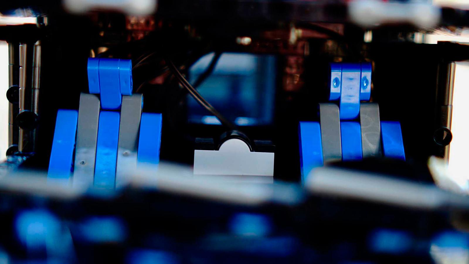 Foto de Mercedes-Benz Zetros 1833 Lego Technic MOC (2/6)