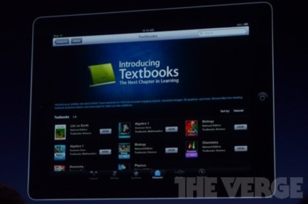 Apple impulsa los libros de texto digitales presentando iBooks 2