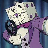 La serie de animación de Cuphead presenta al actor de doblaje de King Dice con el primer adelanto oficial de uno de sus capítulos