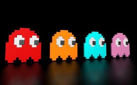 Ghost, lámparas inspiradas en los fantasmas del mítico PacMan