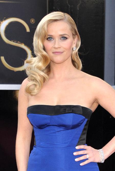Las melenas sueltas de los Oscars 2013 rescatan el glamour de Hollywood
