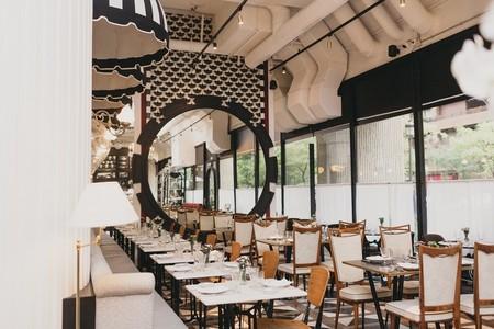Cristina Oria restaurante