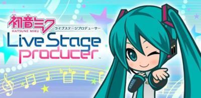 El primer juego oficial de Miku Hatsune llega a Google Play, aunque de momento solamente en Japón