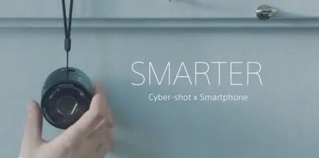 DSC-QX10 y DSC-QX100, los objetivos para dispositivos móviles de Sony se dejan ver en vídeo
