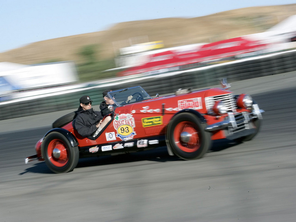 1932 Ford M-1 Mechanix Special