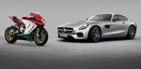 Mercedes-AMG se hace con un 25% de MV Agusta