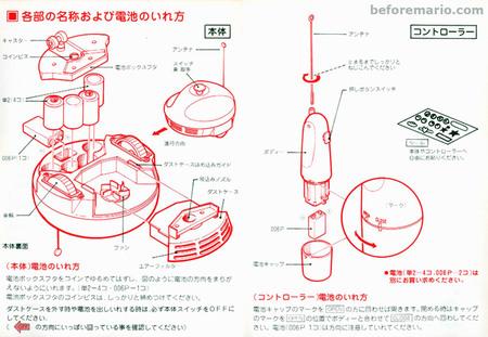 Retro Smart Home: Nintendo Chiritorie, el abuelo de los robots aspiradores