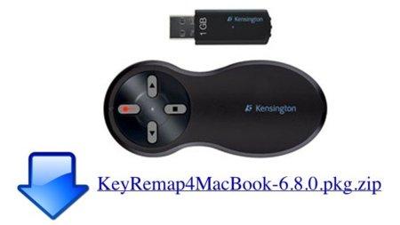 Aprovecha tu mando Kensington Remote en tu Mac