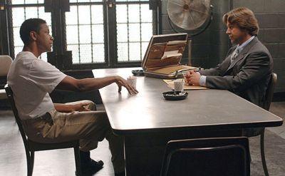 Nuevas imágenes de 'American Gangster', con Crowe y Washington