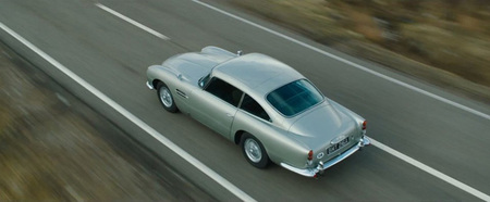 Coches bond - aston martin db5
