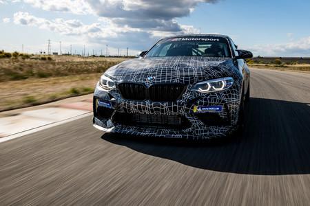 El BMW M2 Competition será el nuevo modelo de acceso a los coches carreras-cliente de BMW