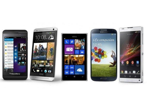 Smartphones Tope de gama