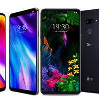 Del LG G7 ThinQ al LG G8 ThinQ : esto es todo lo que ha cambiado