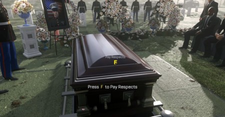 Call Of Respects