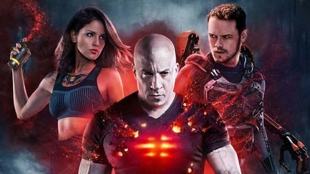 'Bloodshot': Vin Diesel camina entre el héroe de acción y el superhéroe en un entretenida adaptación del cómic