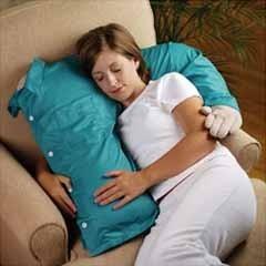 La almohada que da abrazos, o el novio sustituto