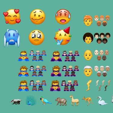 La familia crece y dentro de poco tendremos más de 150 nuevos emojis a elegir