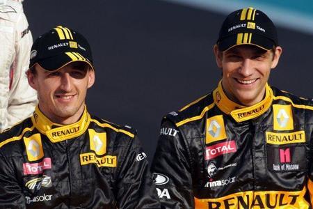 Lotus Renault GP podría no esperar a Robert Kubica