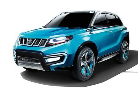 Frankfurt 2013: Suzuki iV-4 Concept – El SUV individualista