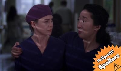 Adiós, Cristina Yang, te echaremos de menos