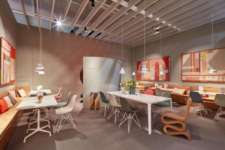 Cuatro inspiradores ambientes para presentar las novedades de Vitra en el Salone del Mobile 2019