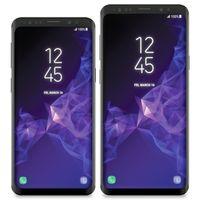 Galaxy S9 y Galaxy S9+: así lucen los próximos estandartes de Samsung, según Evan Blass