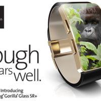 Gorilla Glass está preparada para proteger a nuestros relojes inteligentes