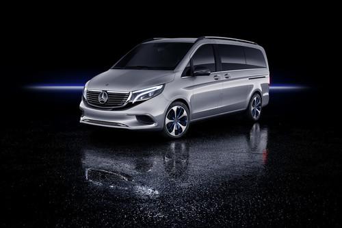 Mercedes-Benz EQV, la marca alemana se estrena en el segmento de las van premium eléctricas