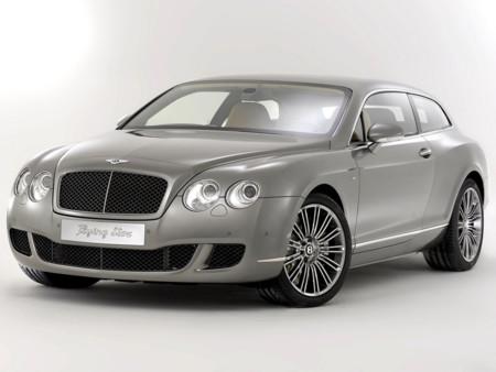 Bentley Continental Flying Star