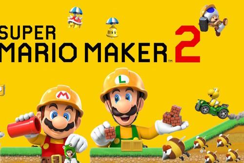 101 niveles de Super Mario Maker 2 (y sus códigos) para flipar con sus posibilidades