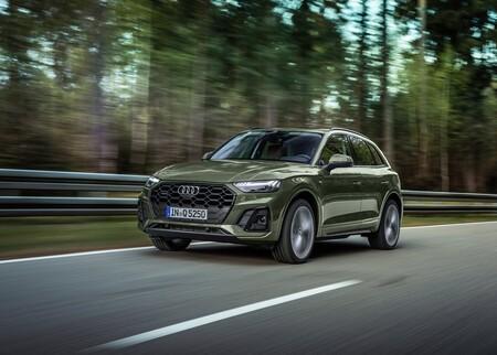 Audi Q5 2021: Precios, versiones y equipamiento en México 8