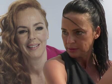 """Olga Moreno se desahoga con Marta López y va a machete contra Rocío Carrasco en 'Supervivientes 2021': """"Que cambie el chip y se preocupe por sus hijos"""""""