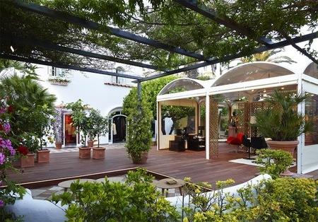 Más boutiques efímeras para Chanel, ahora el turno es para Capri