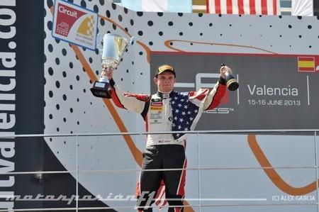 Conor Daly y Robert Visoiu ganan en el fin de semana de la GP3 en Valencia